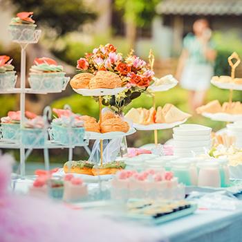 4 COVID-19 Friendly Wedding Menu Ideas